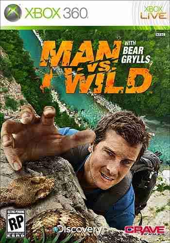 Descargar Man Vs Wild [English][USA] por Torrent